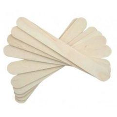 Apasatoare limba (spatule lemn) sterile 100 buc.