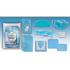 KIT CHIRURGICAL (10 PIESE) OMNIA 12.S8649.00