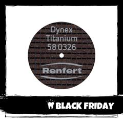 DISC SEPARATOR DYNEX TITAN 0.3X26mm 580326