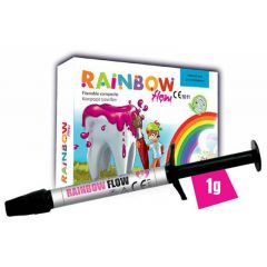 Compozit fotopolimerizabil RAINBOW FLOW 1GR ORANGE