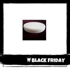 Disc Zirconiu ST - plus alb 98*18mm Premium