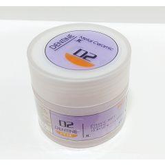 Dentina D2 Ceramica Baot PFM (metalo-ceramica) 15gr