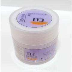 Dentina D3 Ceramica Baot PFM (metalo-ceramica) 15gr