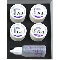 Ceramica Baot Mini kit-PFM (metalo-ceramica) 5buc/set A3