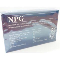 NPG - Aliaj metalic substituit aur (50g) + BONUS 6xDisc separator 25x1 SIMEX