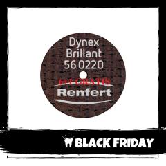 DISC SEPARATOR DYNEX BRILLANT 0.20*20MM 560220 6 + 1 GRATUIT