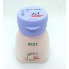 Dentina A1 Ceramica Baot PFM (metalo-ceramica) 50gr