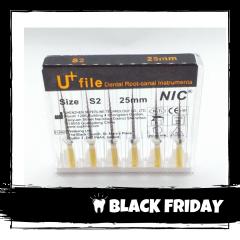 Ace Ni-Ti U+ files S2 25mm (protaper) Premium